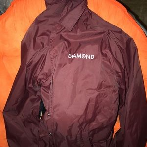 Diamond jacket only worn once